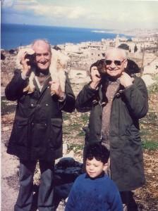 Frères Jaccard au Liban