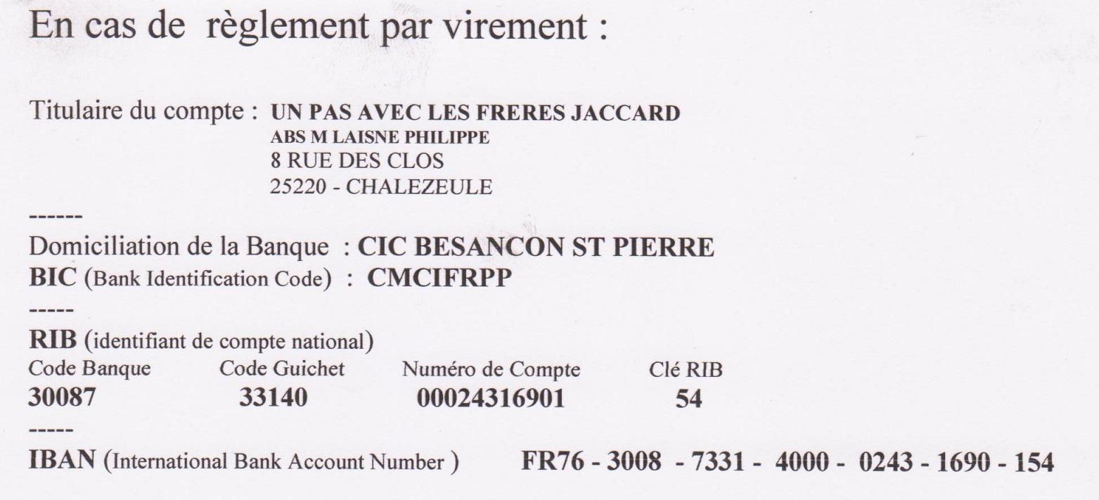 Rib Iban Du Pas Freresjaccard Org