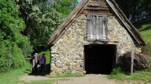 La bergerie de Ste Bernadette à Lourdes