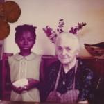 Françoise et maman Simone